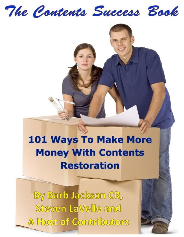How to make money in contents restoration, digital book