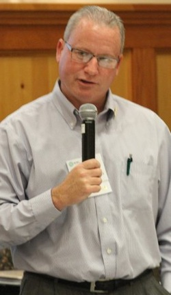 Jeff Cross, senior editor, Cleanfax magazine